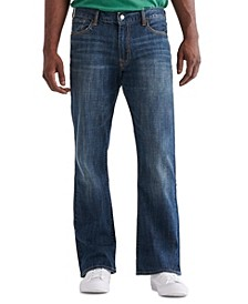 Men's 367 Vintage-Inspired Boot Cut Jeans