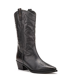 Women's Trudy Regular Calf Boots