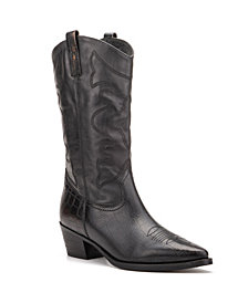 Vintage Foundry Co Women's Trudy Regular Calf Boots