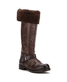 Vintage Foundry Co Women's London Regular Calf Boots