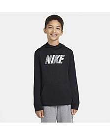 Big Boys Sportswear Graphic Jersey Pullover Hoodie