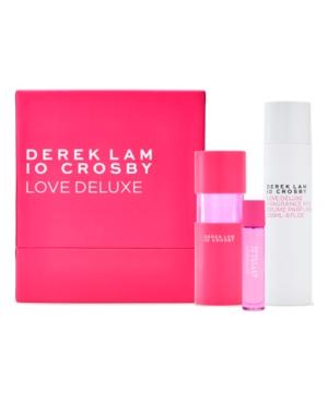 10 Crosby Women's Love Deluxe 3 Piece Gift Set