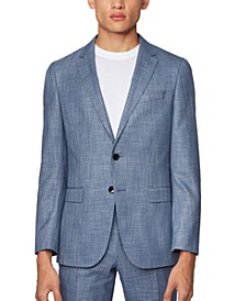 BOSS Men's Novan6/Ben2 Slim-Fit Suit