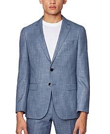 BOSS Men's Novan6/Ben2 Slim-Fit Suit
