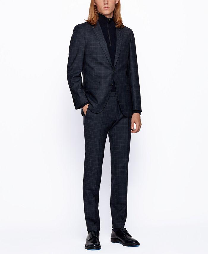 Hugo Boss - Men's Herrel/Grace Slim-Fit Suit