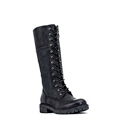 Women's Fresh Combat Boot