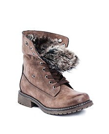 Women's Trudie Combat Boot