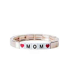 Block Mom Bracelet