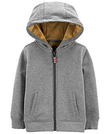 Toddler Boy Zip-Up Hoodie