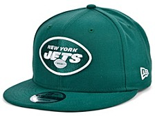 New York Jets Team Color Basic 9FIFTY Snapback Cap