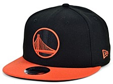 Golden State Warriors Custom 9FIFTY Snapback Cap