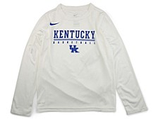 Youth Kentucky Wildcats Legend Basketball Long-Sleeve T-Shirt