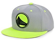 Golden State Warriors Volt Snapback Cap