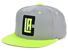 Los Angeles Clippers Volt Snapback Cap