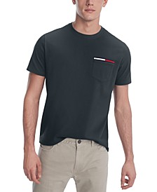Men's Flag Icon Pocket T-Shirt