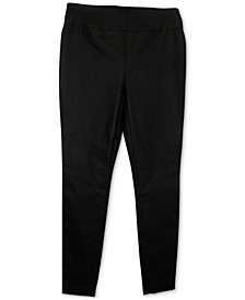 Pull-On Coated Legging, Created for Macy's