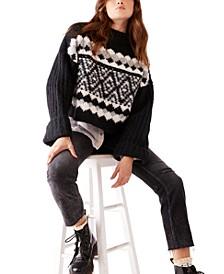 Alpine Pullover Sweater