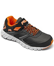 Little Boys Crater 19 Stay-Put Casual Sneakers from Finish Line