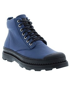 Men's Lace Up Casual Boot