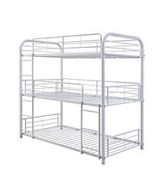 Cairo Triple Bunk Bed - Twin