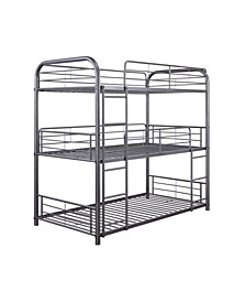 Cairo Triple Bunk Bed - Full