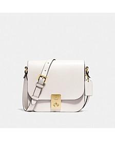 Hutton Leather Saddle Bag