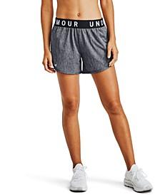 Women's Play Up Twist Shorts