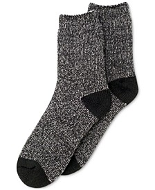 Warm & Cozy Thermal Boot Crew Socks