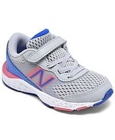 Toddler Girls 680v6 Running Sneakers from Finish Line