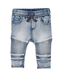 Baby Boys and Girls Jay Moto Jeans
