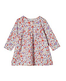 Baby Girls Molly Long Sleeve Dress
