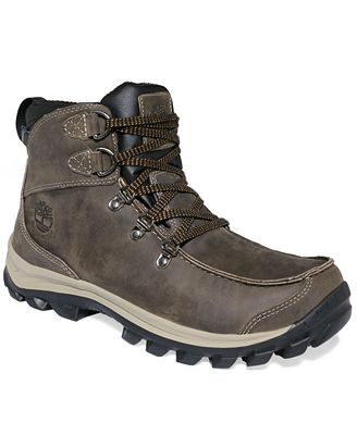 Timberland Men's Shoes, Earthkeepers Chillberg Mid Insulated Waterproof Boots