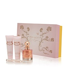 Fancy Women's Perfume 4 Pieces Gift Set