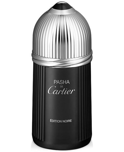 b1fa9d45ae8 Cartier Men s Pasha de Cartier Edition Noire Eau de Toilette Spray ...