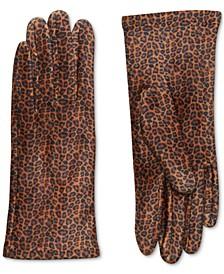 Plush Velvet Gloves
