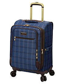 """Brentwood II 20"""" Expandable Carry-On Spinner Luggage"""