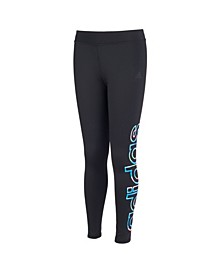 Little Girls Aeroready Hyper Real Graphic Legging