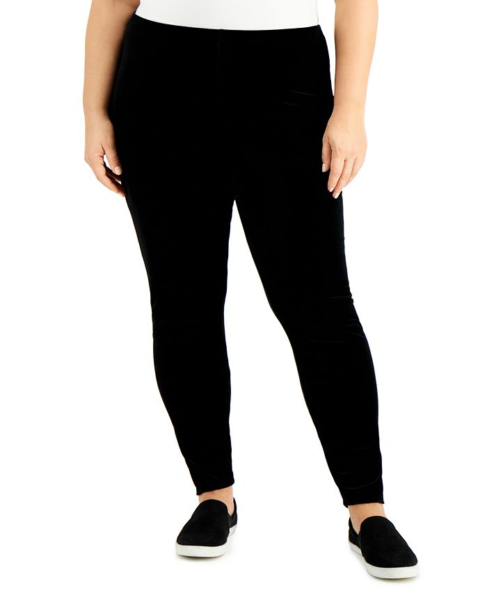 Eileen Fisher - Plus Size Ankle Leggings