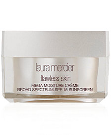Laura Mercier Mega Moisturizer Crème Broad Spectrum SPF 15 Sunscreen Normal to Combination