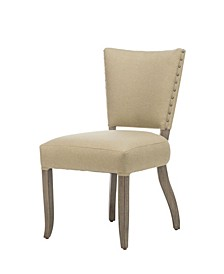 Wooden Dallas Dining Chair Set of 2