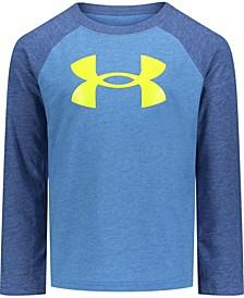 Little Boys Biblend Big Logo Long Sleeves T-shirt