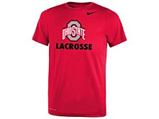 Ohio State Buckeyes Youth Lacrosse Core Legend T-Shirt