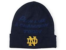 Notre Dame Fighting Irish Overshadow Knit Hat