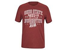 Ohio State Buckeyes Men's Basketball Dual Blend T-Shirt