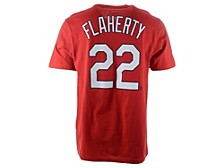 St. Louis Cardinals Men's Name and Number Player T-Shirt Jack Flaherty