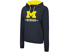 Michigan Wolverines Women's Genius Hooded Sweatshirt