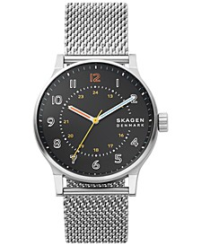 Men's Norre Stainless Steel Mesh Bracelet Watch 42mm