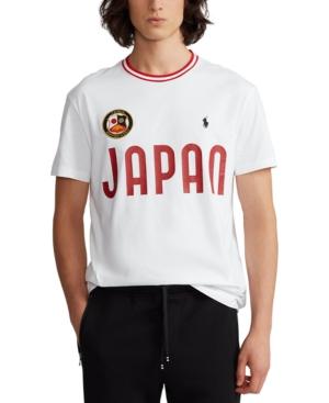 Polo Ralph Lauren Men's Classic-Fit Japan Graphic T-Shirt