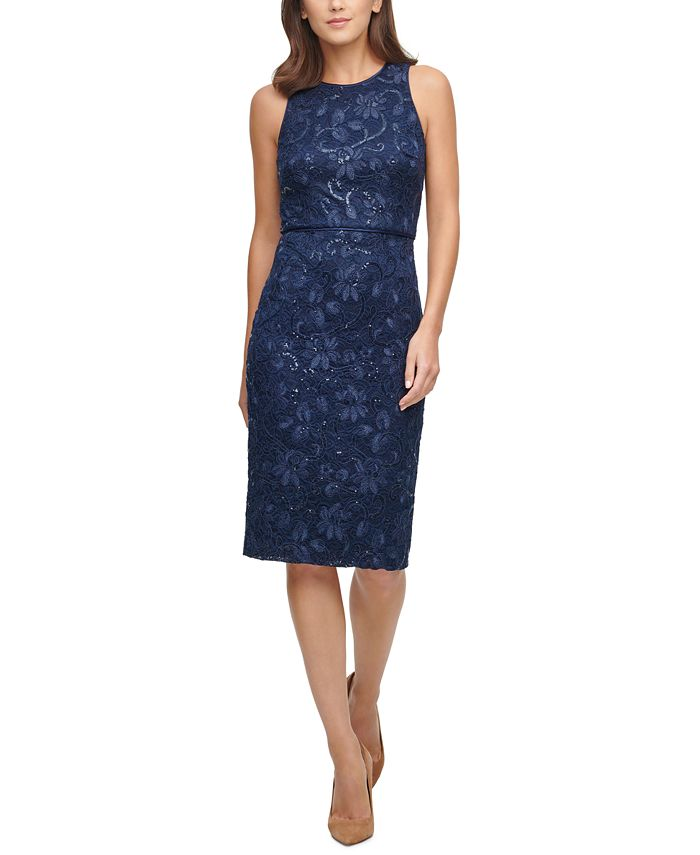 Vince Camuto - Lace Bodycon Dress