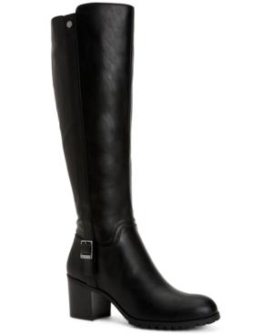 Style amp Co Aeronn Dress Boots Created for Macy s Women s Shoes E589